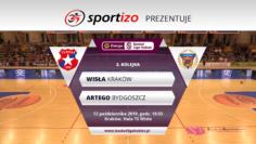 Wisła Kraków – Artego Bydgoszcz