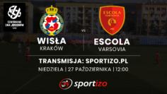 CLJ U18: Wisła Kraków – Escola Varsovia
