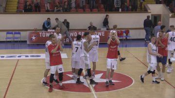Koszykarze TS Wisła Platinium Kraków