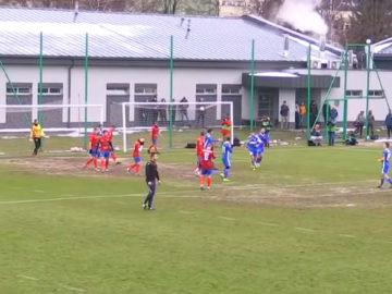 Mecz sparingowy: Wisła Kraków – Wisła Sandomierz 3:2