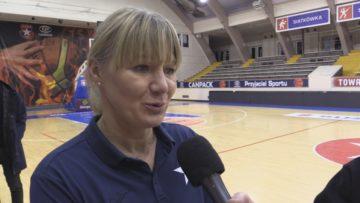 Magdalena Śliwa – trener siatkarek TS Wisła Kraków