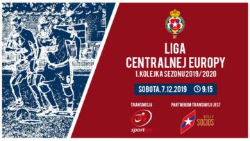Blind Football. Liga Centralnej Europy