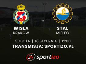 Wisła Kraków – Stal Mielec