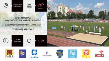 Lekkoatletyczne Mistrzostwa Województwa Małopolskiego Dzieci